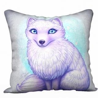 Arctic Fox - Pillowcase
