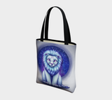 Sun & Moon Lion - Tote Bag