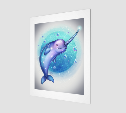 Narwhal - 11x14