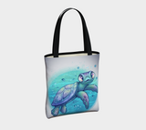 Sea Turtle - Tote Bag