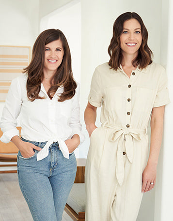 Sagely Naturals cofounders; Kaley Nichol and Kerrigan Behrens