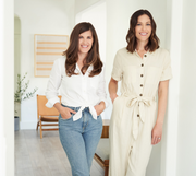 Sagely Naturals cofounders, Kaley Nichol and Kerrigan Behrens