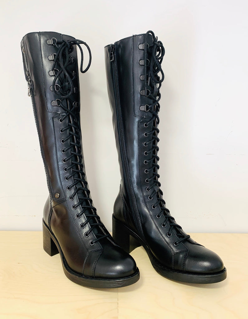 NeroGiardini Guanto Black Boots *TO PRE-ORDER IF YOUR SIZE IS SOLD OUT E-MAIL US VIA OUR WEBSITE *