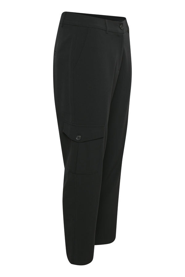KA Eda Cropped Trousers
