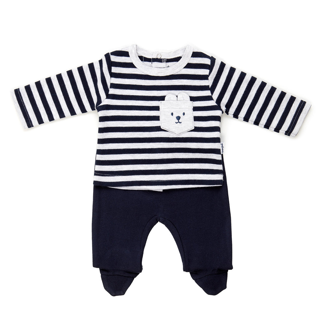 Babybol Navy 2 Piece Set