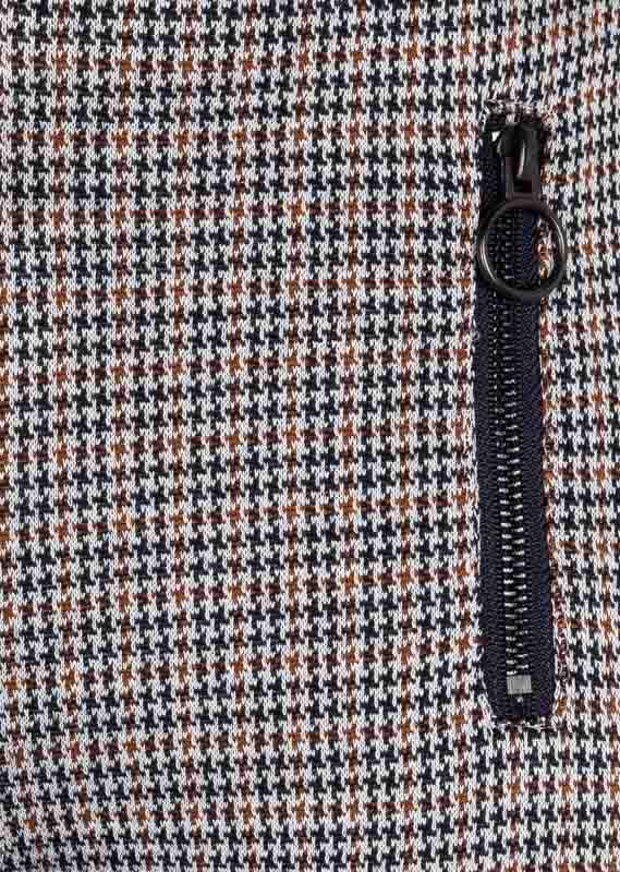 Losan Houndstooth Trousers