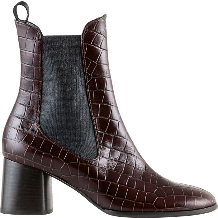 Hogl Carnaby Croco Boots