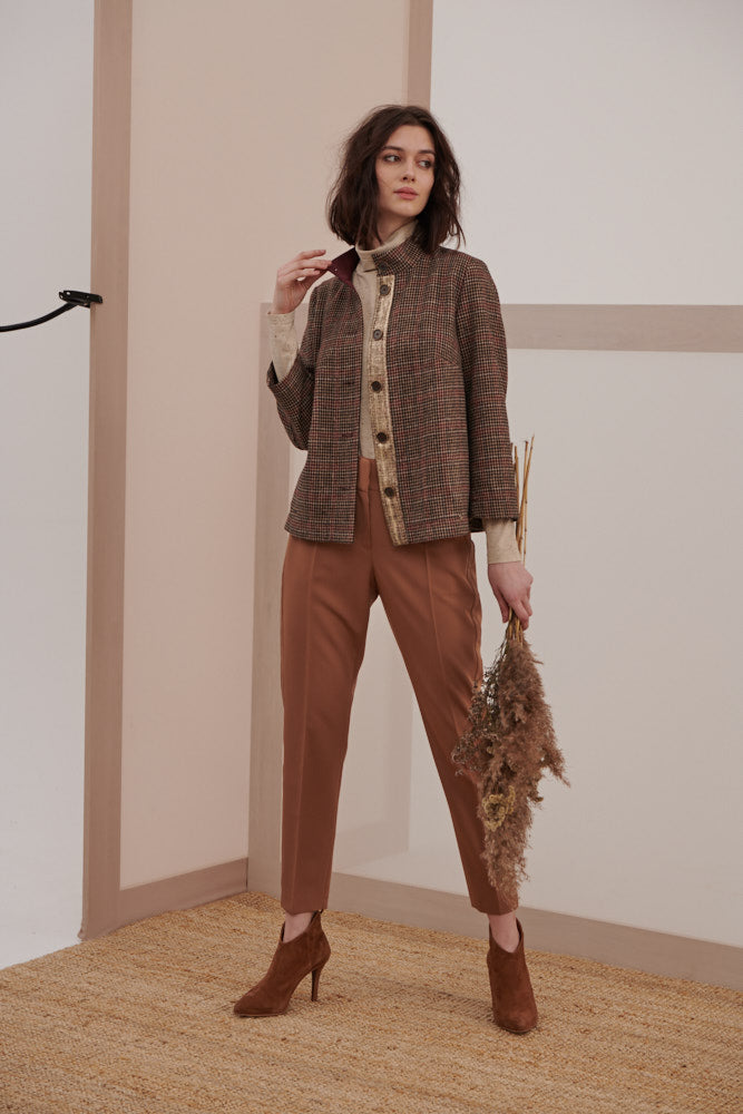 FE Brown Trousers