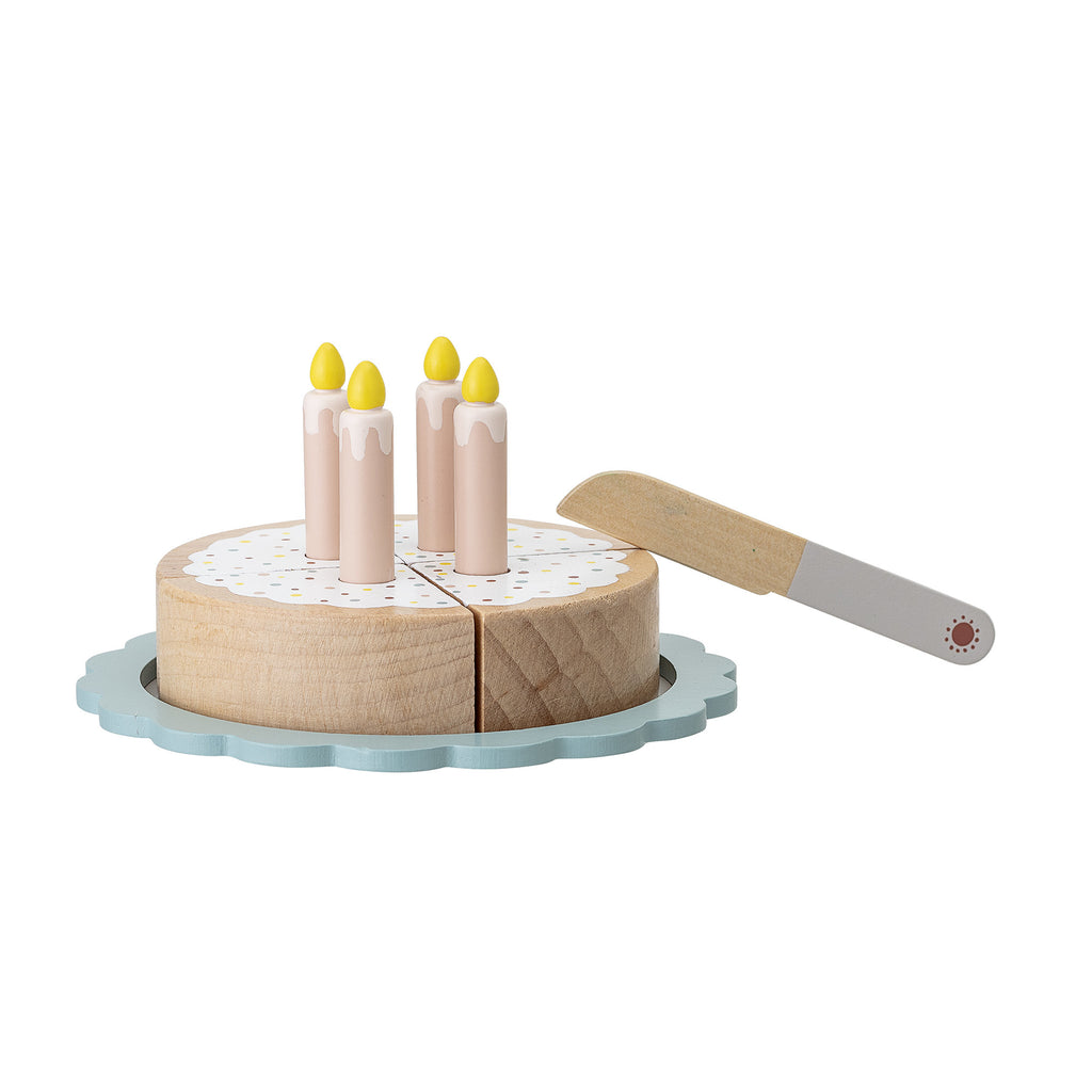 Bloomingville Birthday Cake Wooden Play Set