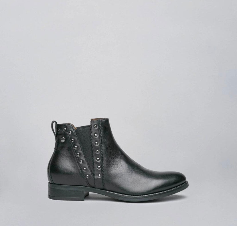 NeroGiardini Sagar Deco Negro Ankle Boots *TO PRE-ORDER IF YOUR SIZE IS SOLD OUT E-MAIL US VIA OUR WEBSITE *