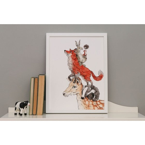 Great Beasts Print