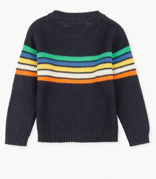 Losan Stripped Jumper