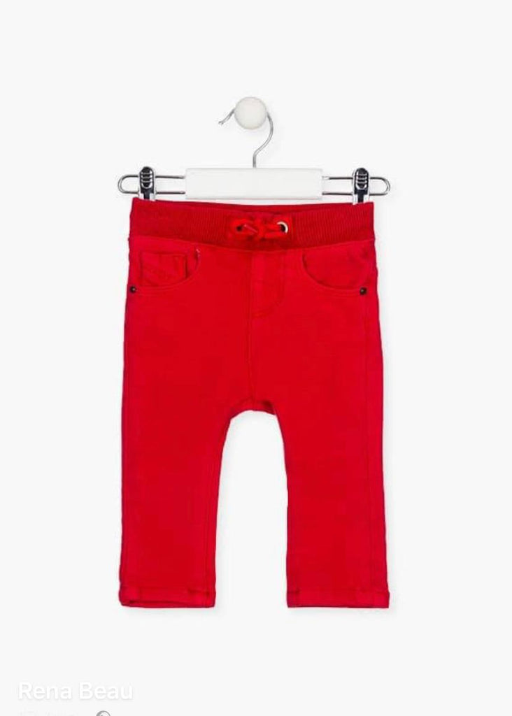 Losan Red Trousers