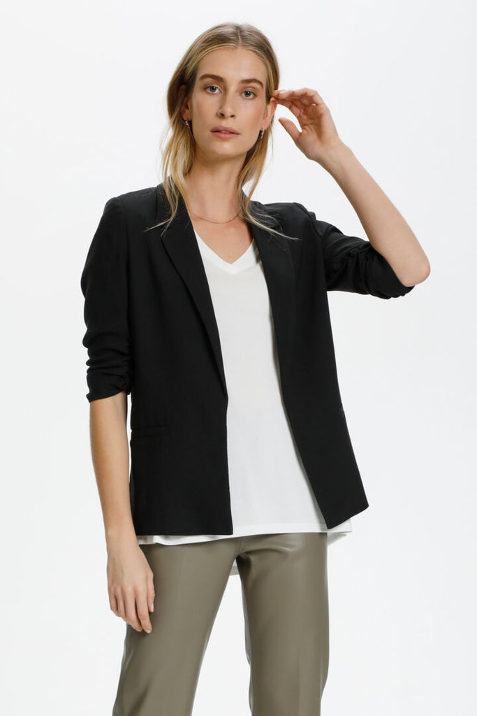 SL Shirley Blazer Black
