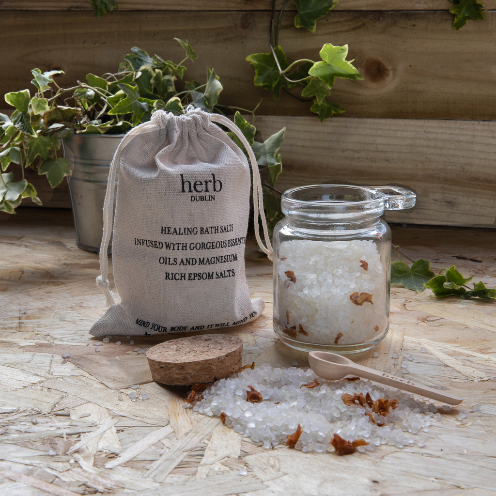 Herb Dublin Eucalyptus & Peppermint Bathsalts