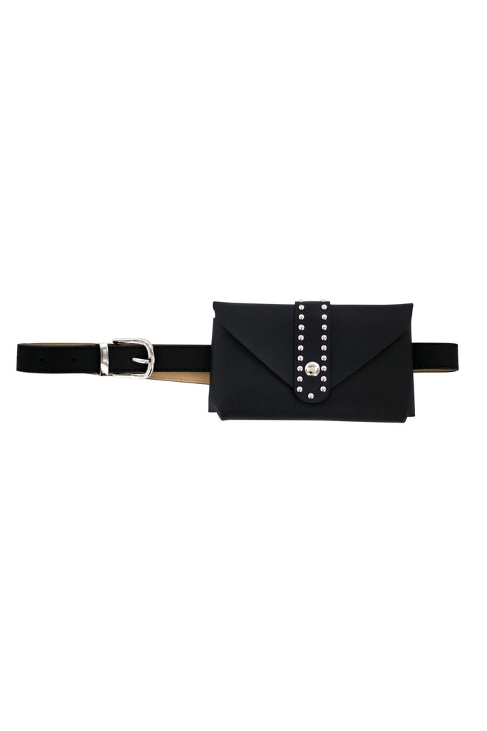 MN Amy Belt Black