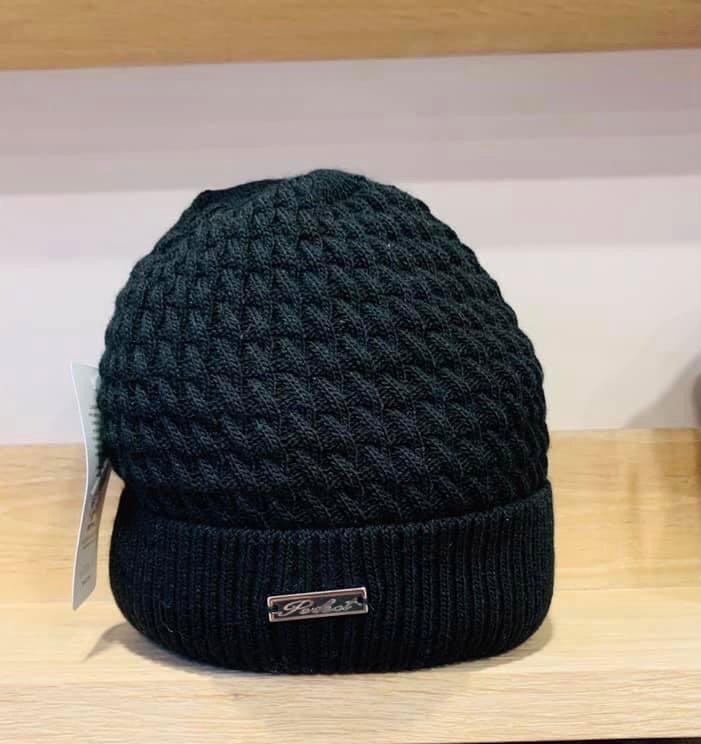 Perfect Black Beanie Hat