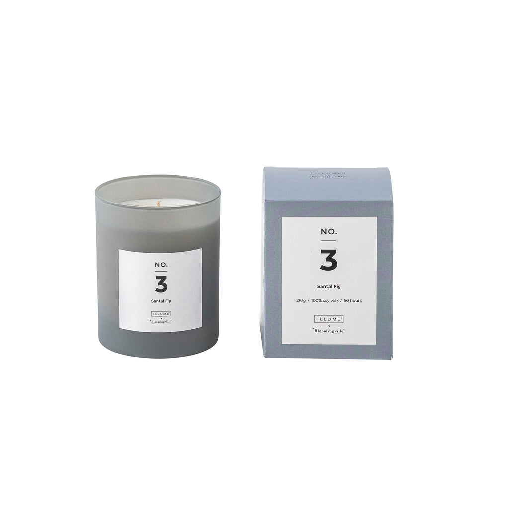 Bloomingville No. 3 - Santal Fig Scented Candle