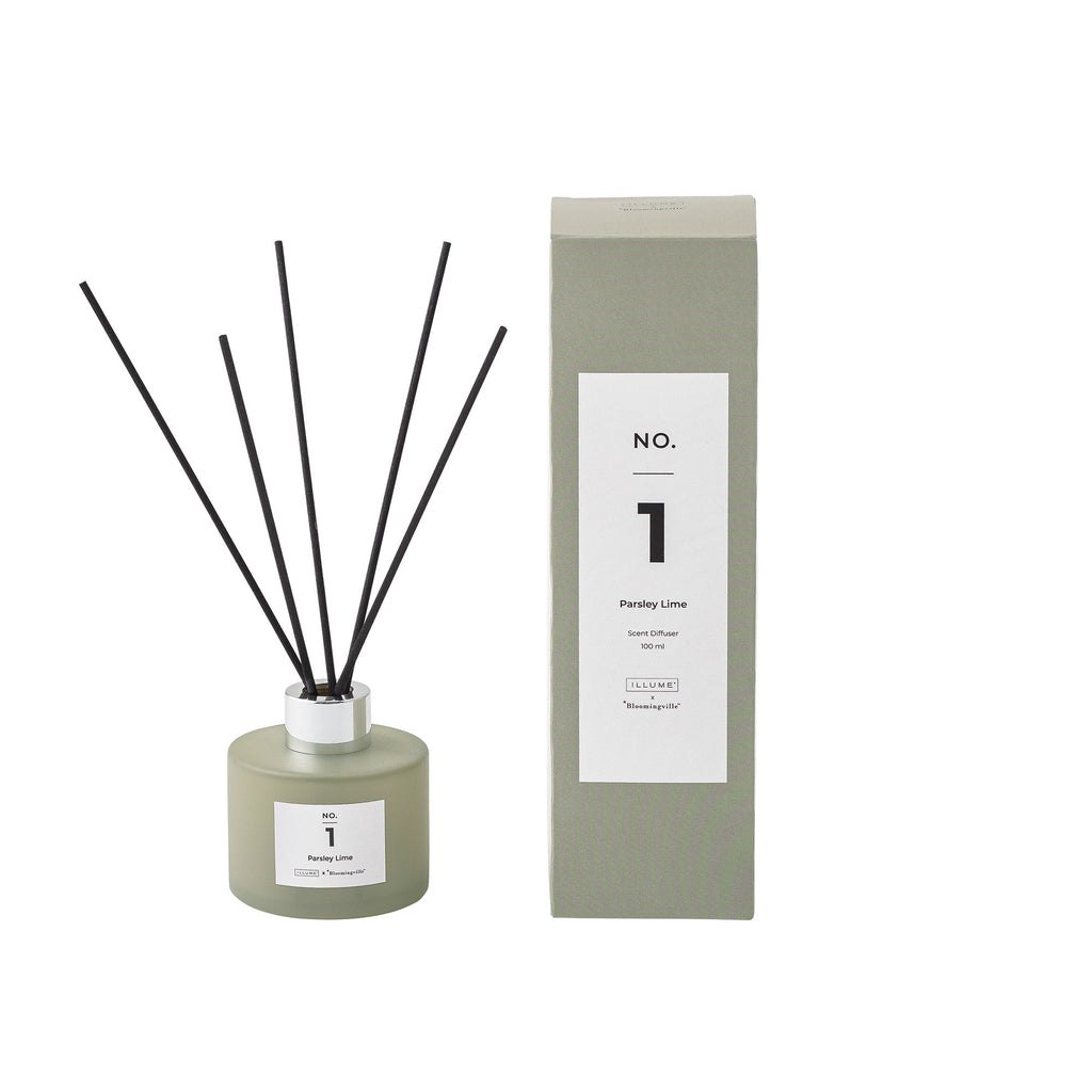 Bloomingville No. 1 - Parsley Lime Scented Diffuser