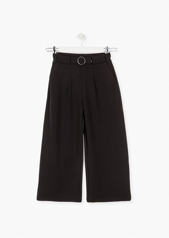 Losan black Trousers girls