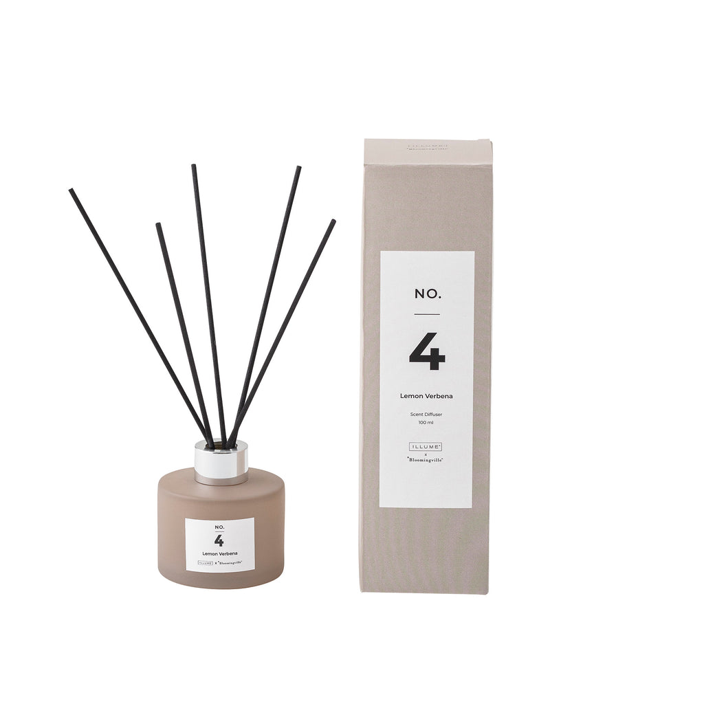 Bloomingville No. 4 - Lemon Verbena Scented Diffuser