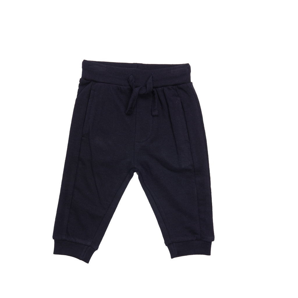 MiniBol Navy Tracksuit Bottoms