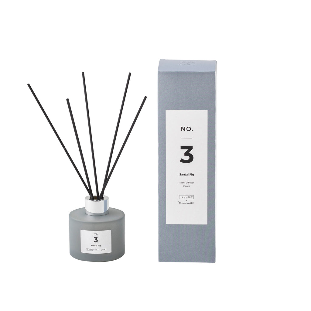 Bloomingville No. 3 - Santa's Fig Scented Diffuser