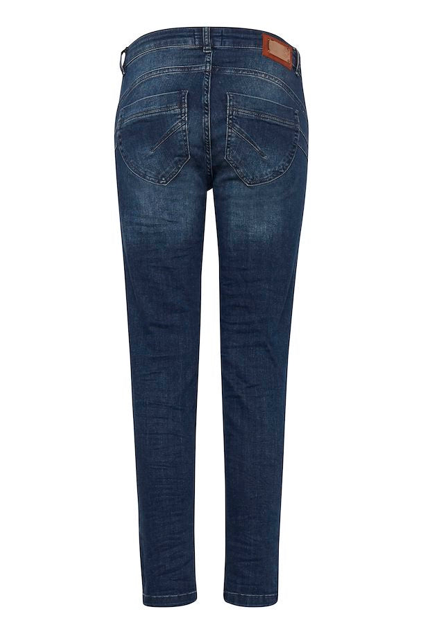 FR Push Up 19 Pam Slim Jeans