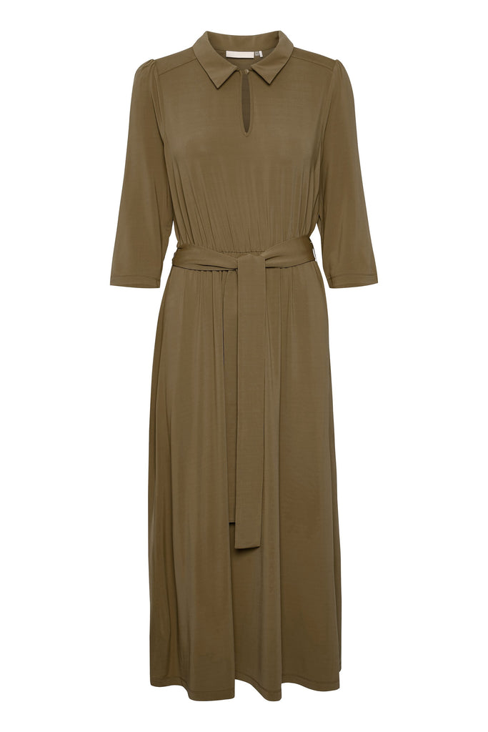 KB Besalia Dress Military Olive