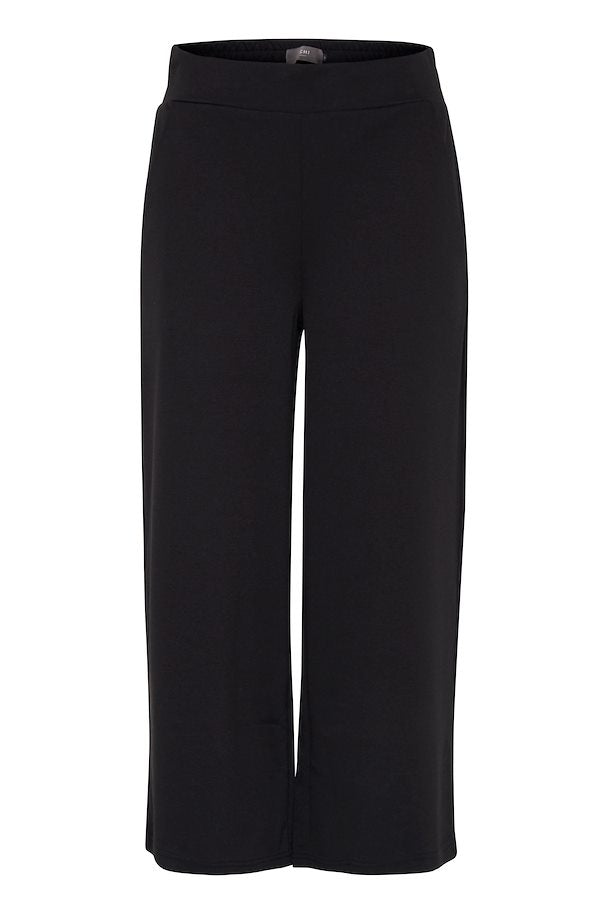 IH Kate Wide Trousers Black
