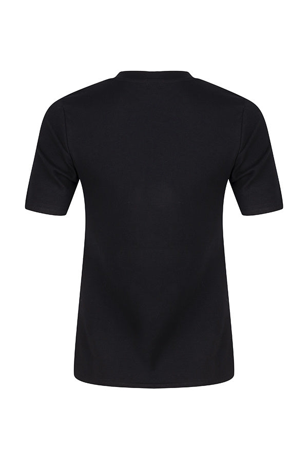 LM Rivee Tee Black
