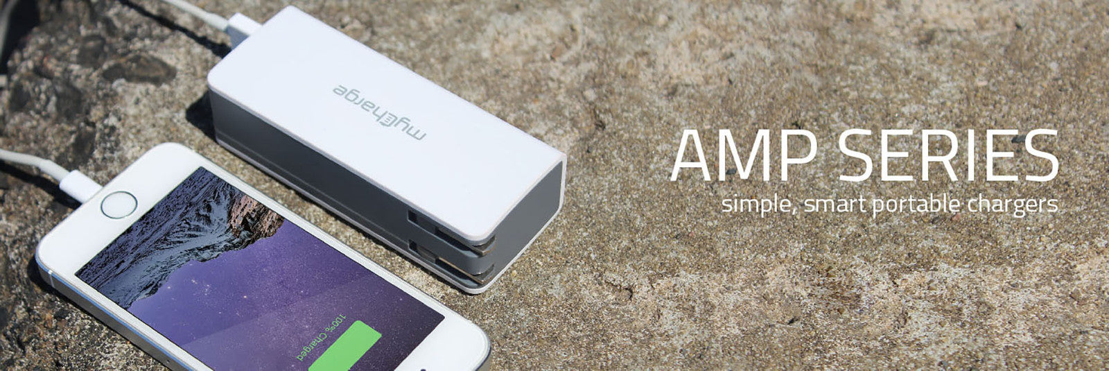 Amp Series - Smart Simple Power