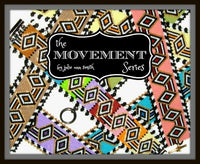 THE MOVEMENT SERIES Bracelet Pattern