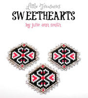 SWEETHEARTS Little Treasures Pattern