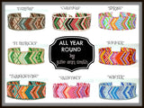 ALL YEAR ROUND The Series Bracelet Pattern