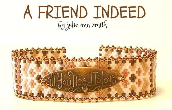 A FRIEND INDEED Bracelet Pattern