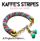 KAFFE'S STRIPES Peytwist Pattern