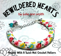 BEWILDERED HEARTS Peytwist Pattern