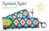 MARRAKESH MARKET Bracelet Pattern