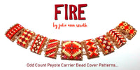 FIRE Carrier Bead Patterns