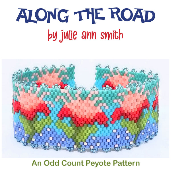 ALONG THE ROAD Bracelet Pattern