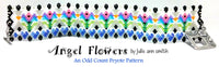 ANGEL FLOWERS Bracelet Pattern