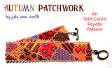 AUTUMN PATCHWORK Bracelet Pattern