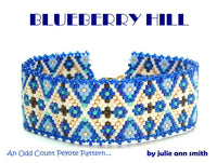 BLUEBERRY HILL Bracelet Pattern