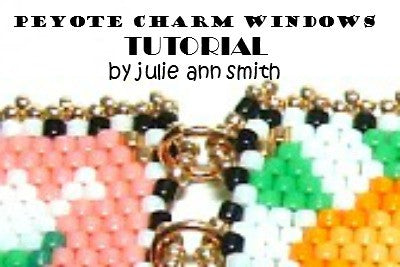 PEYOTE CHARM WINDOWS Tutorial