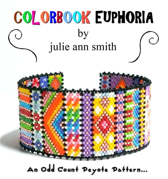 COLORBOOK EUPHORIA Bracelet Pattern