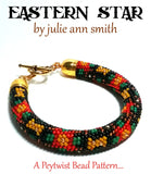 EASTERN STAR Peytwist Pattern