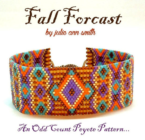 FALL FORCAST Bracelet Pattern