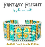 FANTASY FLIGHT Bracelet Pattern