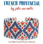 FRENCH PROVINCIAL Bracelet Pattern